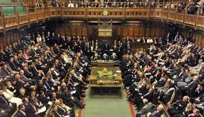 İngiliz parlementosu