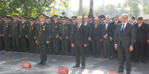 Mustafa Kemal Atatürk Adıyaman'da Anıldı