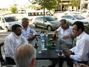 Kahta Gazeteciler Cemiyeti Sincik Belediye Başkanı Sayın Korkut'u Tebrik Etti