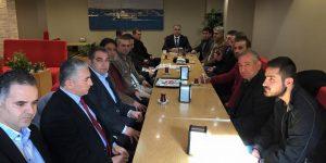 Adıyaman CHP Milletvekili Aday Adayı Kahvaltıda Basınla Buluştu