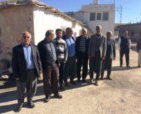 Kahta Kaymakamı Baştürk,köy Ziyaretlerine Devam Ediyor