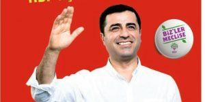 HDP EŞ GENEL BAŞKANI DEMİRTAŞ 19 MAYISTA ADIYAMAN'DA