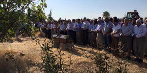 Adıyaman'da Çıkan Çatışmada Güvenlik Güçleri Tarafından Öldürülen PKK'li Toprağa Verildi
