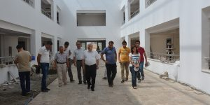 Adıyaman Üniversitesi: 2 binada daha sona gelindi