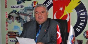 GAP Gazeteciler Birliği Genel Başkanı Z.Abidin Kıymaz  ' GAZETECİYE  YAPILAN SALDIRIYI KINIYORUZ…'