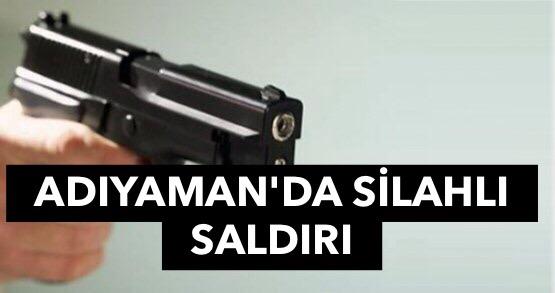 Adıyaman'da Silahlı Saldırı Sonucu 1 Kişi Hayatını Kaybetti