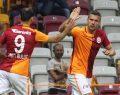 Galatasaray Gaziantepspor'u 2 – 1 Yendi…