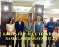 Kahta HDP İlçe Teşkilatı Basınla Bir Araya Geldi