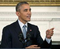 Obama: Suriye Satranç Tahtası Değil