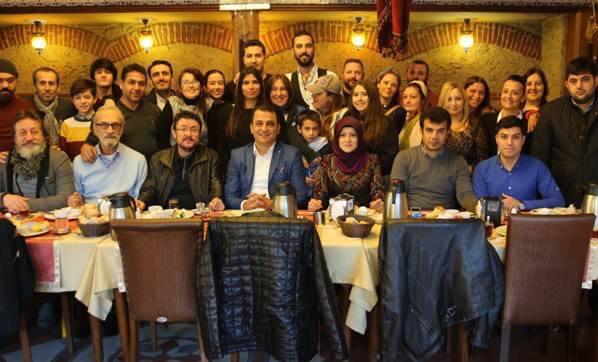 ERDOĞAN'IN HAYATINI KONU ALAN 'REİS FİLMİ' START ALDI
