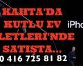 İPHONE 7/7 2 PLUS MODELLERİ, KAHTA'DA KUTLU EV ALETLERİ MAĞAZASINDA.