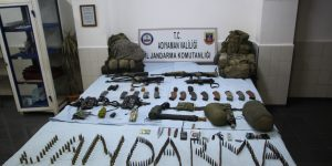 ADIYAMAN'DA 8 PKK'LI ( BTÖ ) MENSUBU ETKİSİZ HALE GETİRİLDİ.