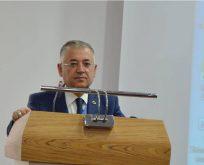 PROF. DR . KIYMAZ'A 'AKADEMİK ÜYELİK' VERİLDİ.
