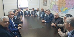 """AK Parti İl Başkanı Mehmet Erdoğan; """"Burası Millete Ait Mekanlar, Bizlere Emanet Edilmiş Mevkilerdir"""""""