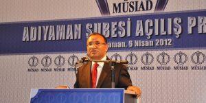 Başbakan Yardımcısı Bozdağ, Ak Parti Merkez İlçe Kongresi'ne Katılacak