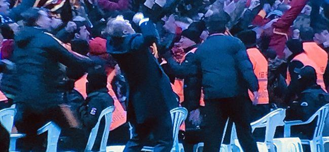 İmparator Terim Galatasaray'a İyi Geldi. Galatasaray 3 -1  Göztepe