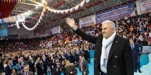 Ak Parti Adıyaman İl Kongresi Yapıldı