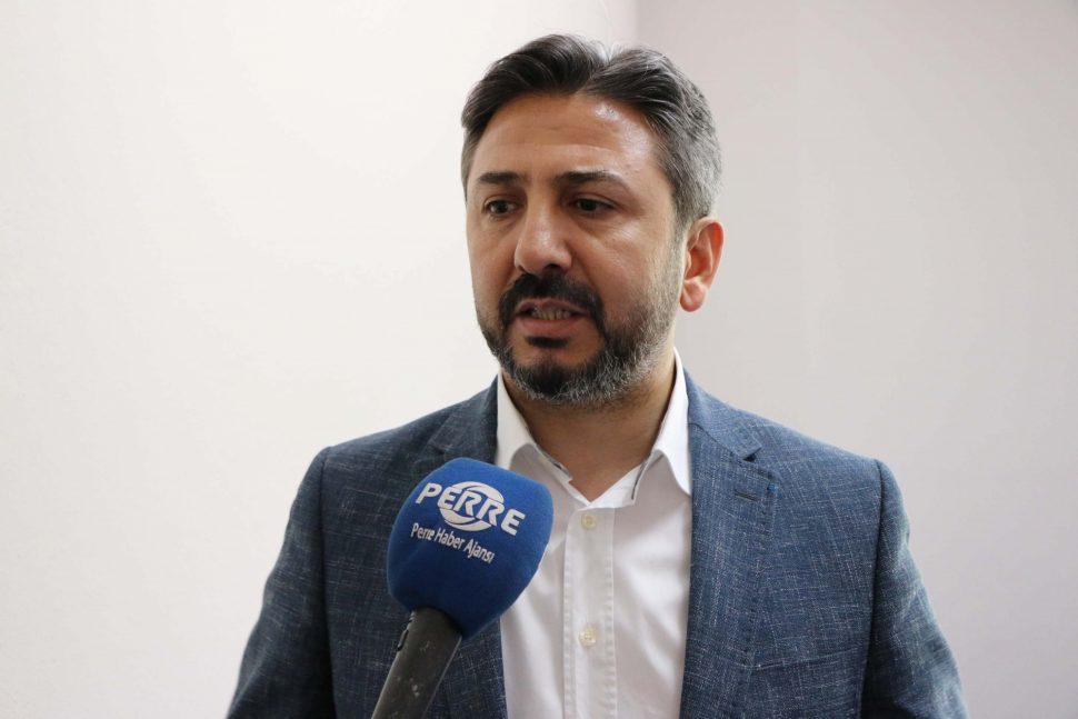 TBMM Başkanvekili Aydın'dan Gazeteciler Günü Mesajı