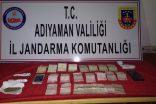 Kahta'da Uyuşturucu Operasyonu: 2 Gözaltı