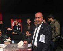 Kahta'da Esnaf Kredi Kooperatifinin Seçimi Yapıldı