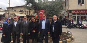 Başkan Kutlu, Vali Kalkancı'yla Birlikte Kilis'e Gitti