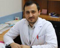 Kahta Devlet Hastanesi'ne Cildiye Uzmanı Atandı
