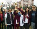 Oryantiring Yarışmasında Kahta Gazi Ortaokulu Şampiyon