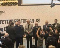 Kahta Eski Belediye Başkanı İbrahim Yusuf Turanlı Saadet Partisine Katıldı.