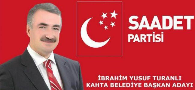 """Turanlı'dan sert cevap """" BEKARA KARI BOŞAMAK, KLAVYEDEN MEYDAN OKUMAK KOLAY!!! """""""