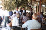 Tutdere'den Çelikhanlılara Teşekkür Ziyareti
