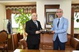 TDK Başkanı Prof. Dr. Gülsevin Adıyaman Üniversitesini Ziyaret Etti