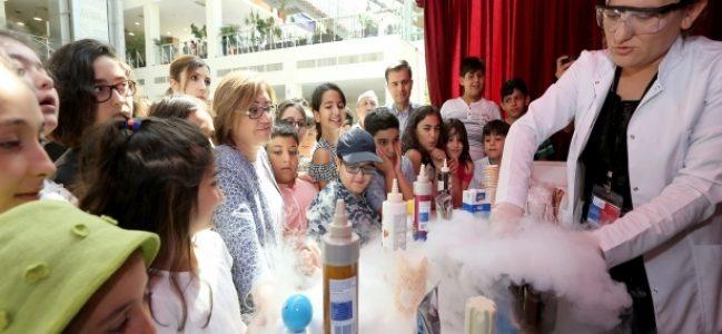 Gezegenevi ve Bilim Merkezi'nde Hayaller Gerçeğe Dönüşüyor