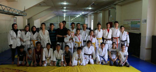 Judocular Madalya İle Döndü