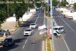 Kazalar Kameralara Yansıdı-Videolu Haber