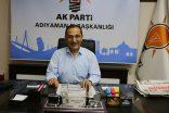 AK Parti İl Başkanı Dağtekin'den Cumhurbaşkanlığı Sistemi Açıklaması-Videolu Haber