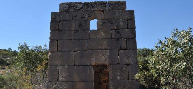 Gerger'de 2 Bin Yıllık Askeri Roma Dönemine Ait Gözetleme Kulesi Bulundu
