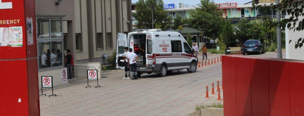 Kahta Devlet Hastanesine Operasyon