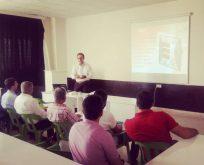 Kâhta Organize Sanayi Bölgesinde Enerji İzleme Semineri Ve Eğitimi Düzenlendi