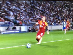 Antalyaspor 0 – 1 Galatasaray