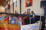 Kâhta'da Sportif Yetenek Taraması ve Spora Yönlendirme Projesi Başladı.