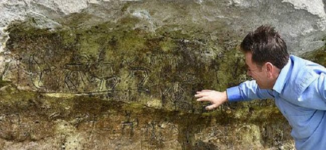 Kahta'da 10 Bin Yıllık Tarih