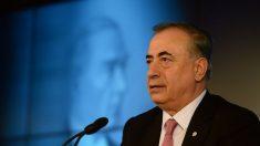 Galatasaray Başkanı Mustafa Cengiz'den açıklamalar