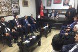Ak Parti Belediye Başkanı Süleyman Kılınç Adıyaman'da