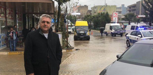 Kahta'nın atık suları ve yağmur suları sorunu