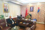 KGC Başkanı Kutlu İlçe Jandarmayı Ziyaret Etti.