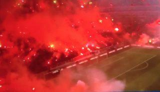 Galatasaray Seyirci rekoru kırdı.