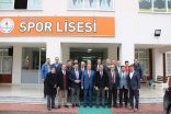 """""""Spor İle Huzura Doğru"""" Projesinin Açılış Töreni Yapıldı"""