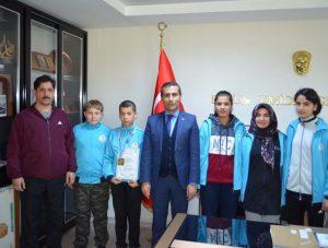 Muhammed, Yine Iskalamadı ve Türkiye Şampiyonu Oldu