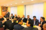 Kahta Belediye Başkanı Turanlı, İstanbul'daki Hemşehri Derneklerinde İstişare Toplantıları Yaptı.