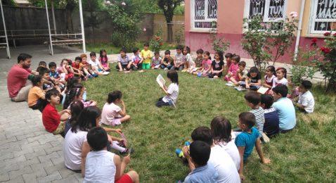 Hürriyet İlkokulunda Okul Dışarıda Günü Etkinliği